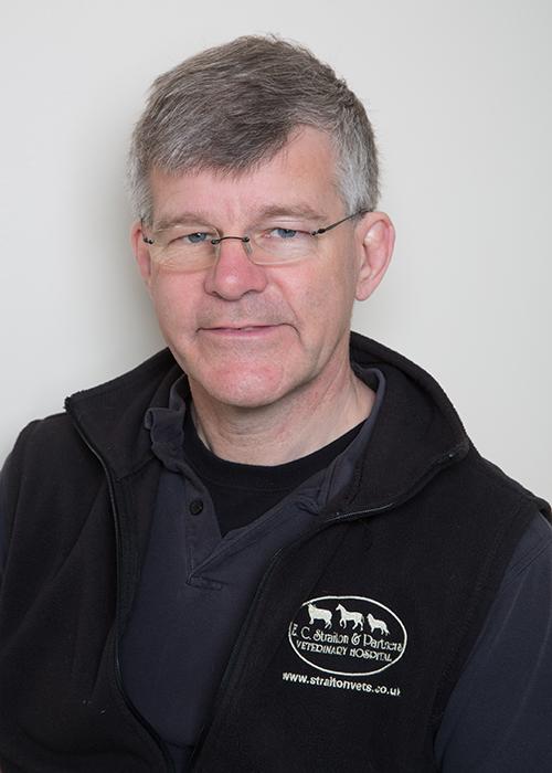 Stephen Woodcock